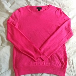 JCREW - Italian cashmere sweater